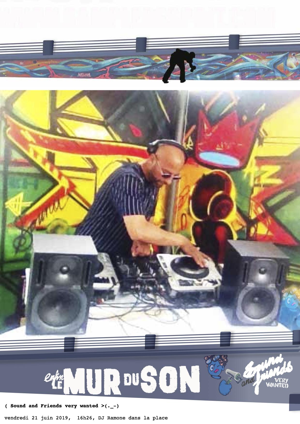 DJ Ramone 21/06/2019