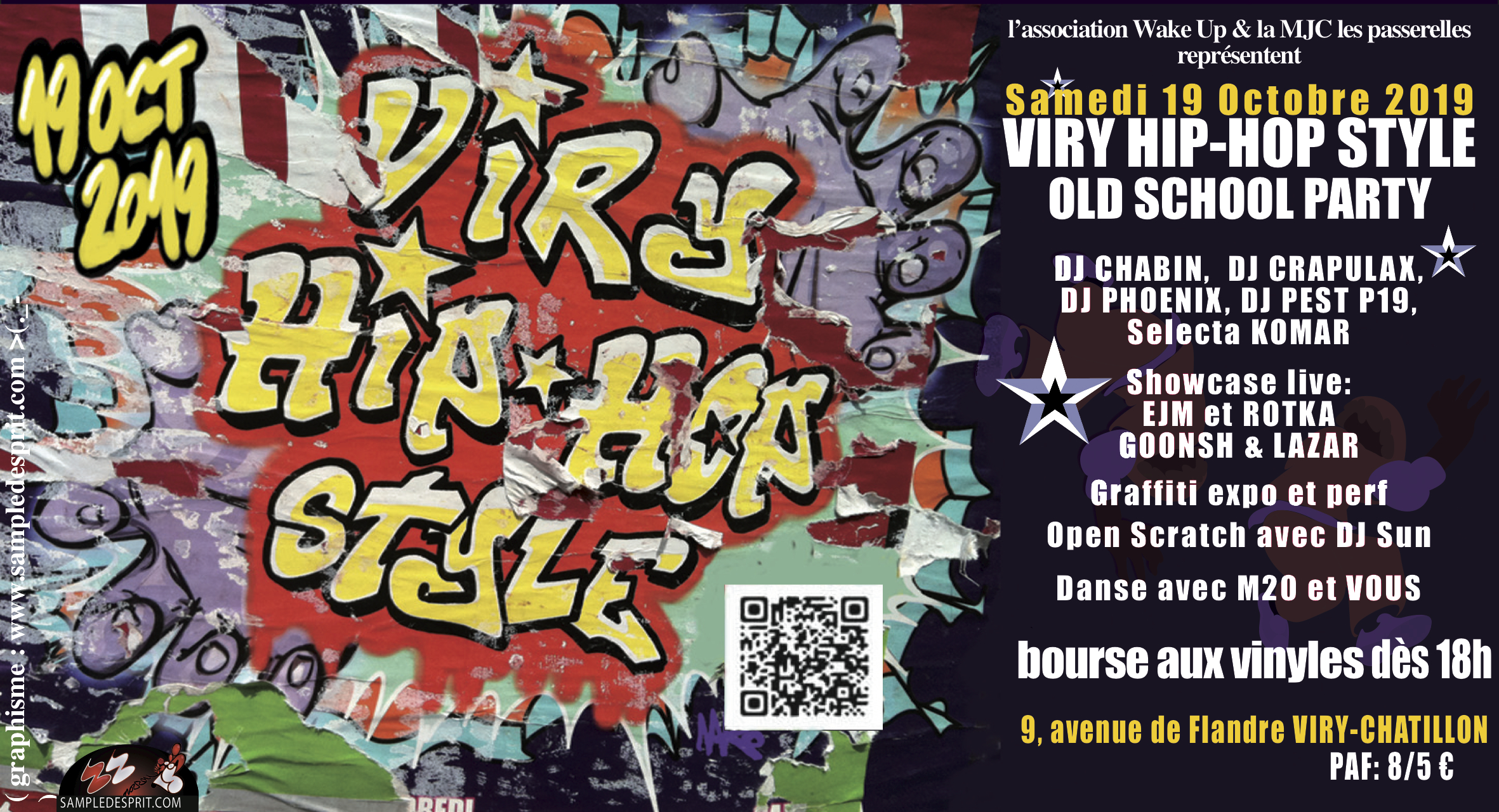 VIRY HIP-HOP STYLE OLD PARTY